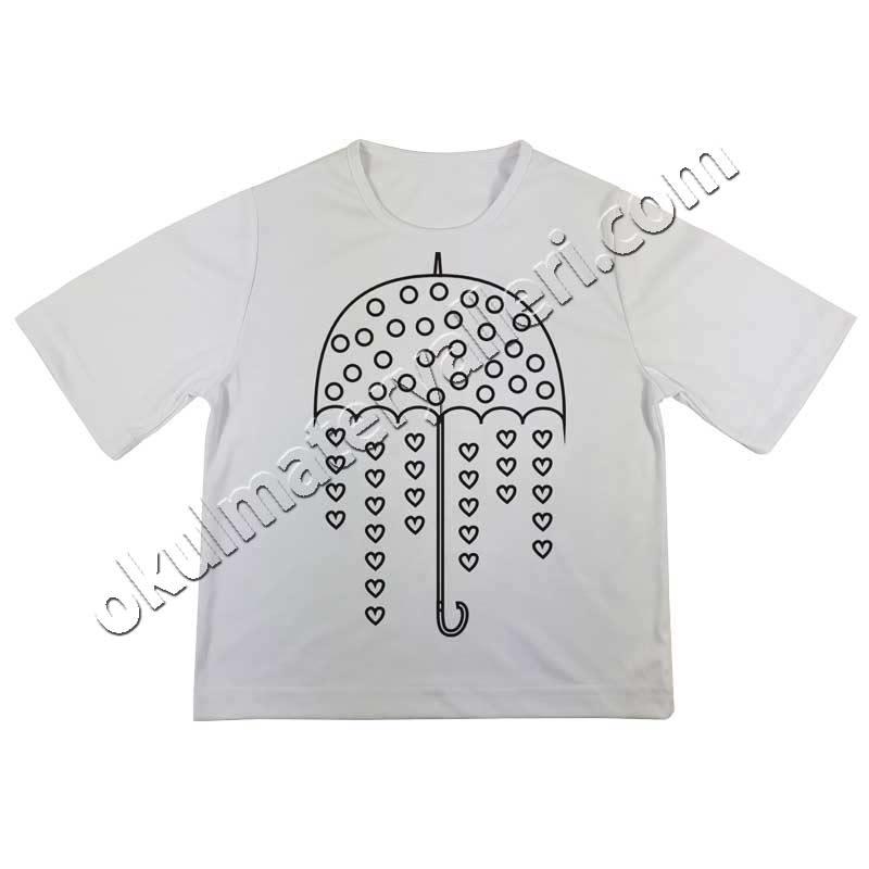 T Shirt Boyama Desenleri Tisort Boyama Malzemeleri Tisort Boyama